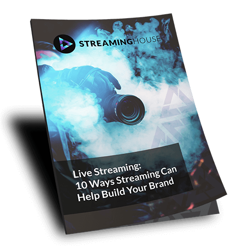 10 Ways Streaming will build your brand.